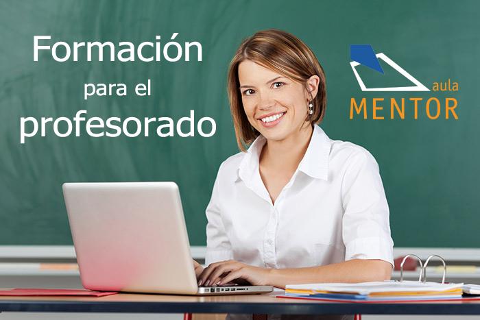 Nueva convocatoria cursos de formación para el profesorado