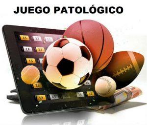 Logo juego patologico