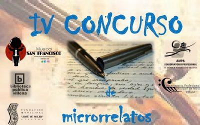 IV Concurso de Microrrelatos