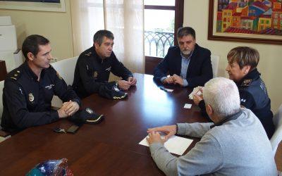 La Policía Nacional ofrecerá cursos formativos en materia de extranjería a la Policía Local de Villena