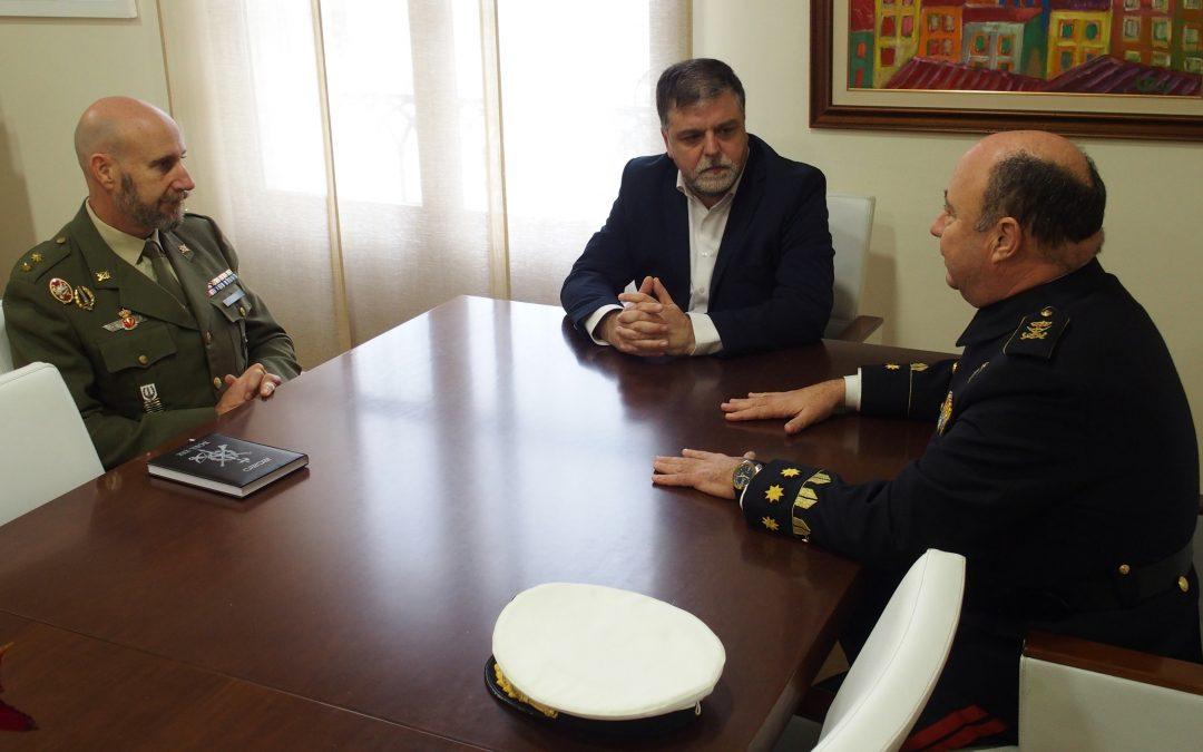 La Subdelegación de Defensa en Alicante ofrece salidas laborales en Villena