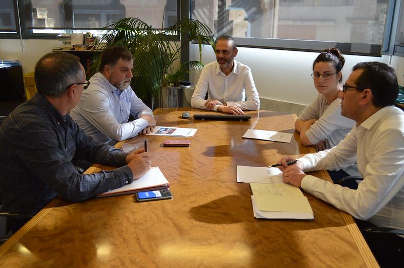 El Ayuntamiento de Villena renueva su convenio con la UPV de Alcoy
