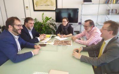 Consellería solicitará una reunión a Fomento para la construcción de los accesos a la estación AVE de Villena
