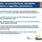 Tabaco y covid19