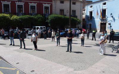 El Ayuntamiento de Villena se suma al luto oficial por las víctimas del COVID-19