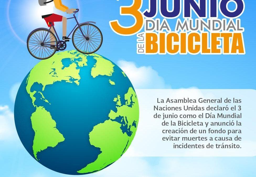 Villena conmemora el Día Mundial de la Bicicleta