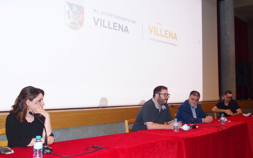 'Villena, llena de vida', un grito de optimismo