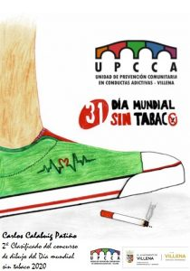 Día mundial sin tabaco2020-2ºclasif