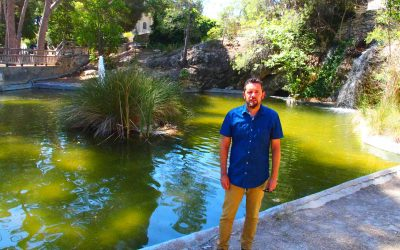 Medio Ambiente culmina las obras del Hoyo de la Virgen con la recuperación de la cascada y toda la renovación de la zona acuática