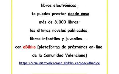 Tu biblioteca municipal allá donde estés con eBiblio . Te ayudamos a elegir tus lecturas para acompañar tus vacaciones.