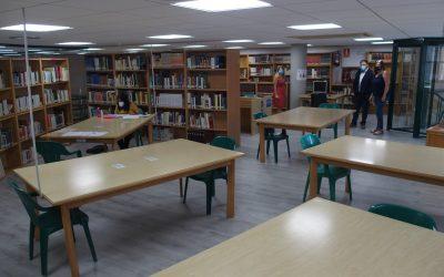 La Concejalía organiza el '2×1', un libro regalo por cada libro en préstamo para celebrar del Día de las Bibliotecas