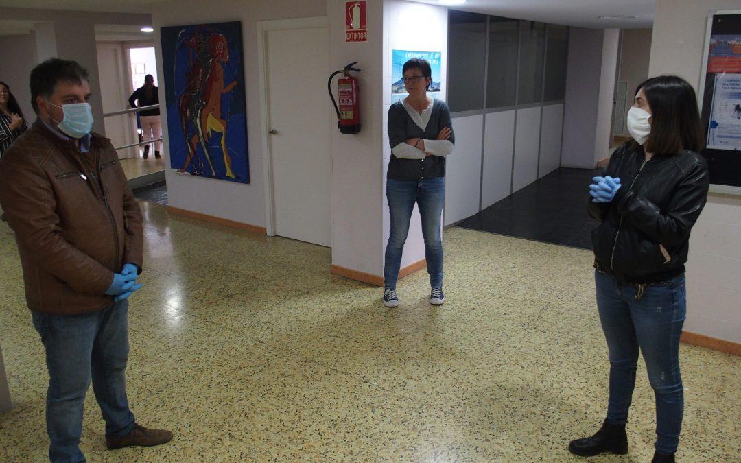 La Diputación Provincial de Alicante concede una subvención de 144.278 euros al Ayuntamiento de Villena para prestaciones sociales por el COVID-19
