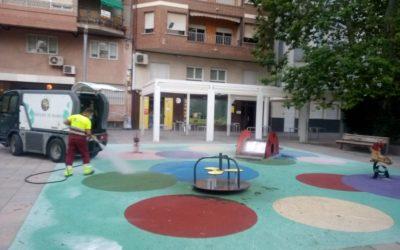 Villena incrementará la limpieza y desinfección en los accesos a colegios e institutos