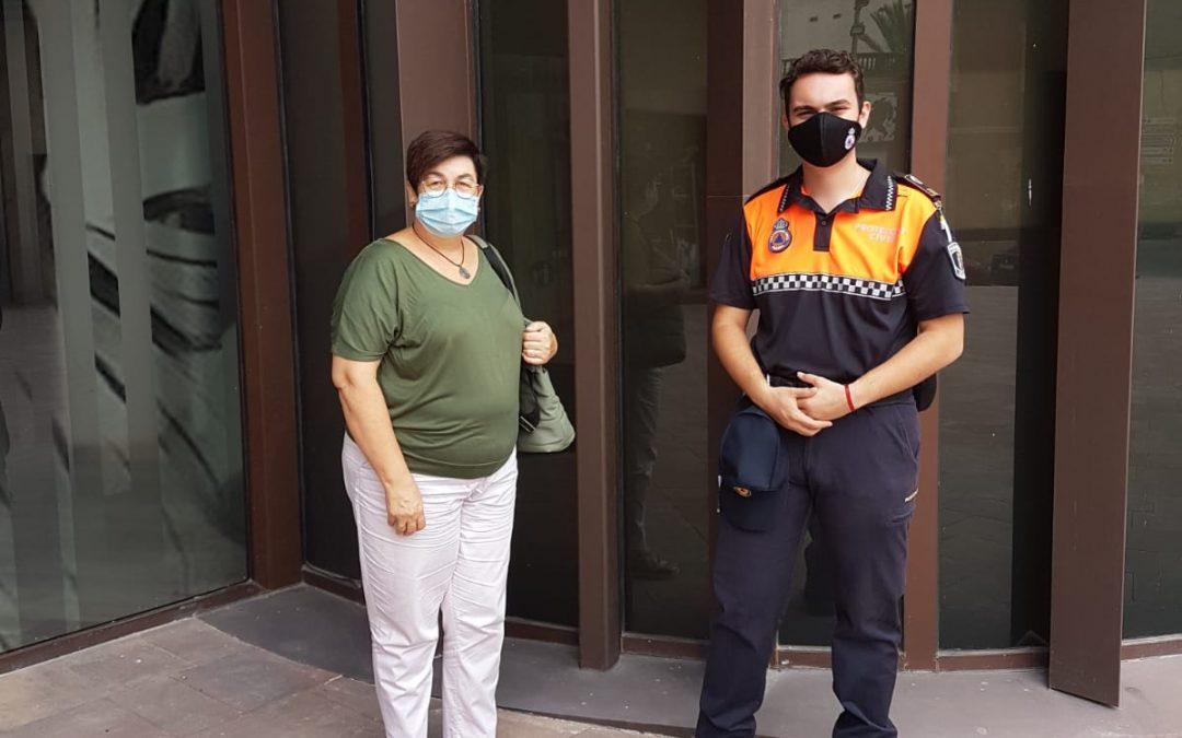 Aarón Payá Serrano nuevo Subjefe de la Agrupación Local de Protección Civil en Villena