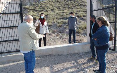 El Ayuntamiento  engalana el yacimiento del Cabezo Redondo