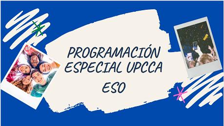 UPCCA especial ESO