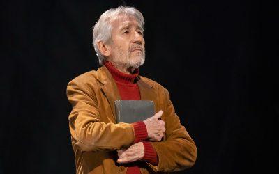 José Sacristán vuelve al Teatro Chapí de Villena con «Señora de rojo sobre fondo gris» de Miguel Delibes