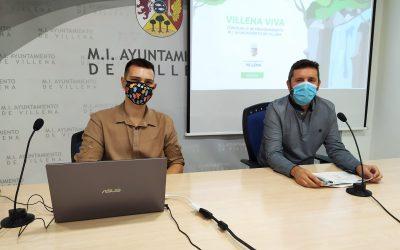 'Villena Viva' una campaña local de divulgación medioambiental para los más pequeños