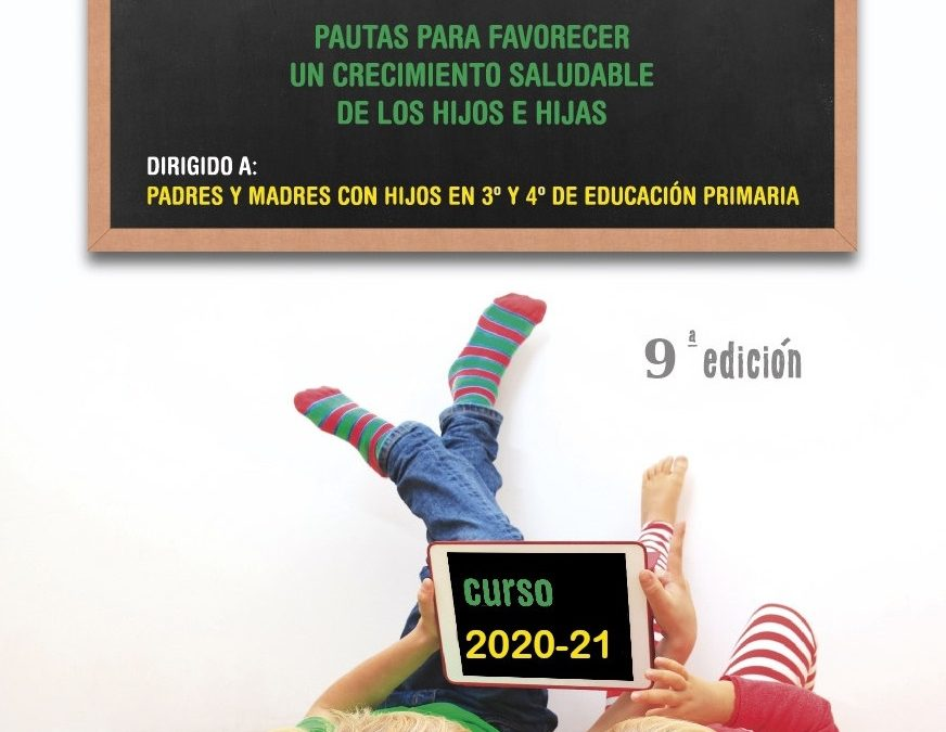 El taller de padres y madres 'Claves para crecer' tendrá lugar en el Espacio Joven durante el mes de noviembre
